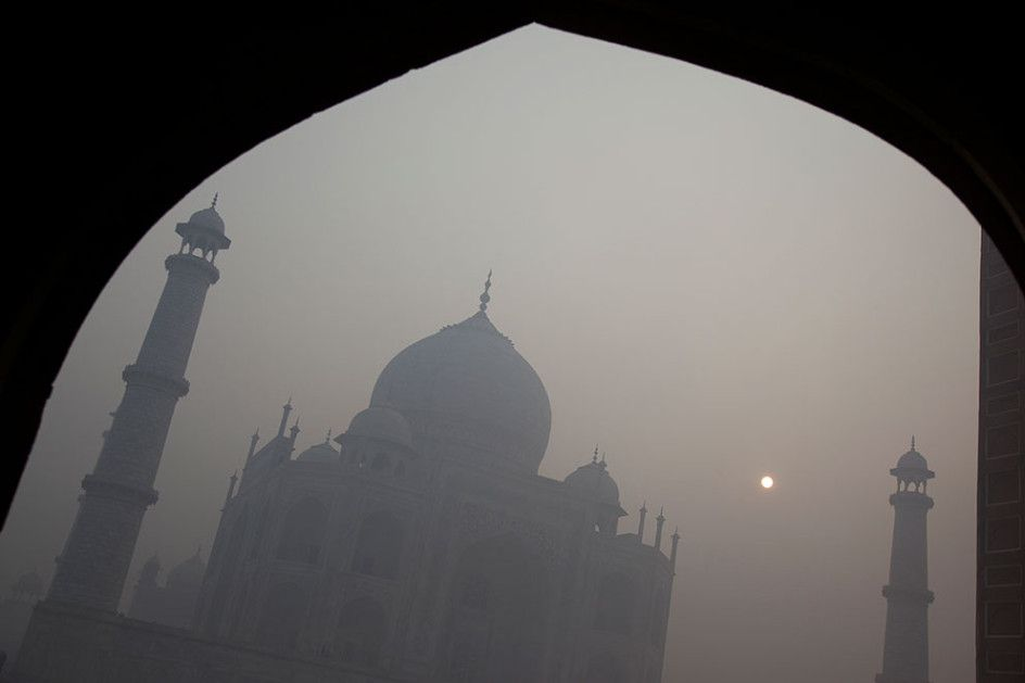 Taj Mahal, Early AM
