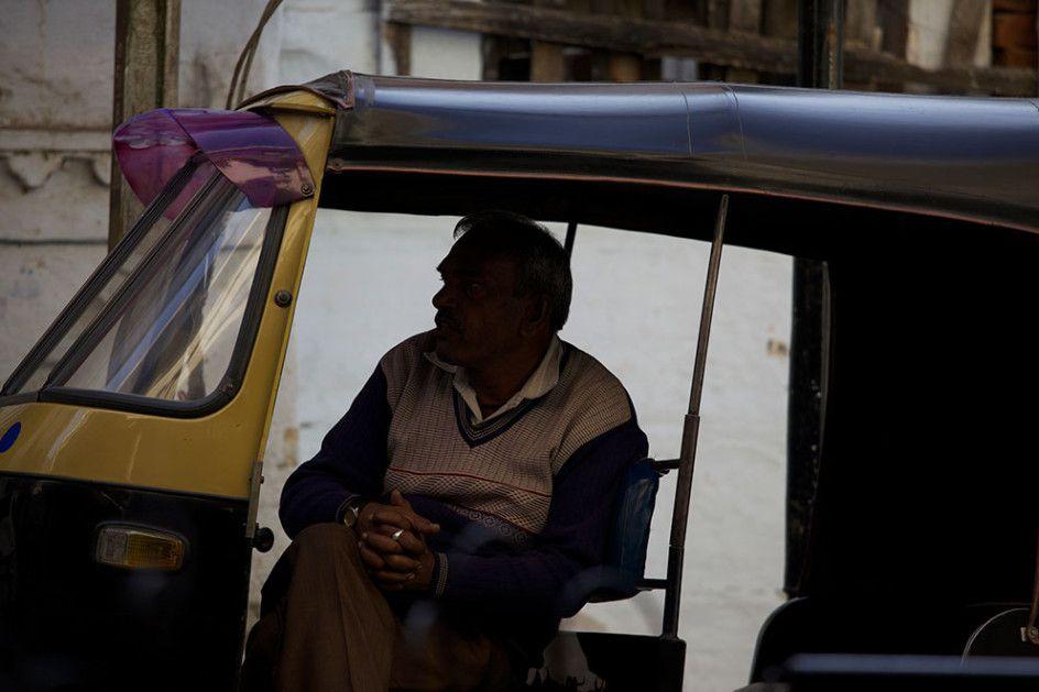 Taxi Man, Rajasthan
