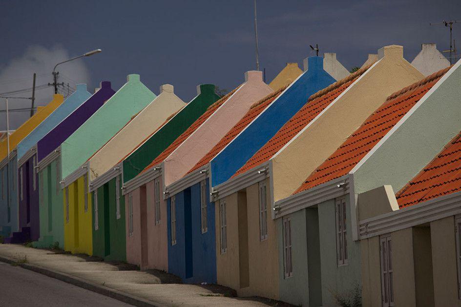 Row Houses, Curacao