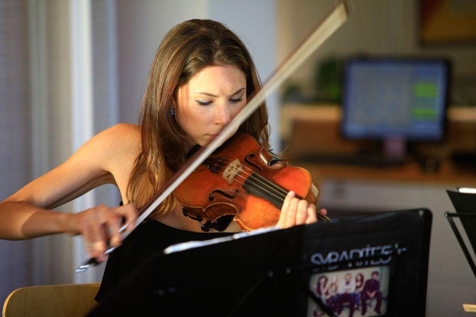 Violinist, Aspen