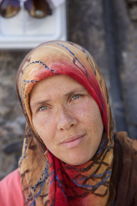 Woman, Istanbul