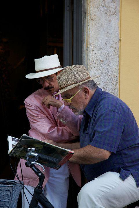 Shop Owner & Friend, Rome