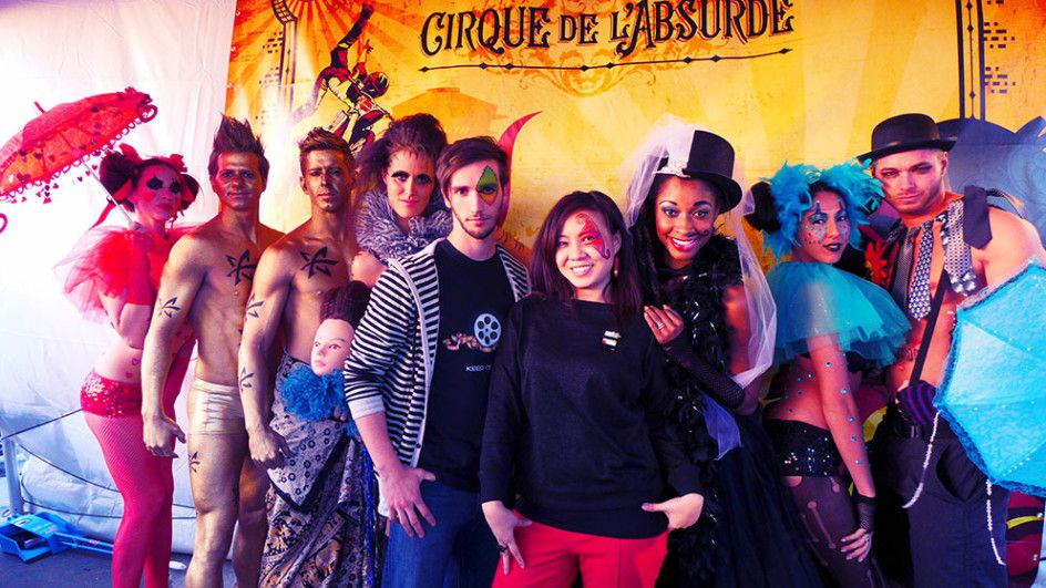 Cirque de l'Absurd Las Vegas