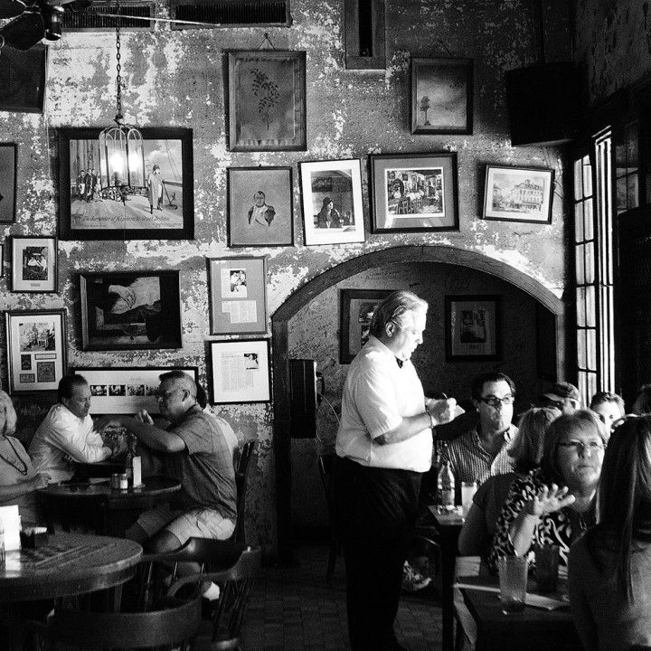 Cafe Napolean, New Orleans