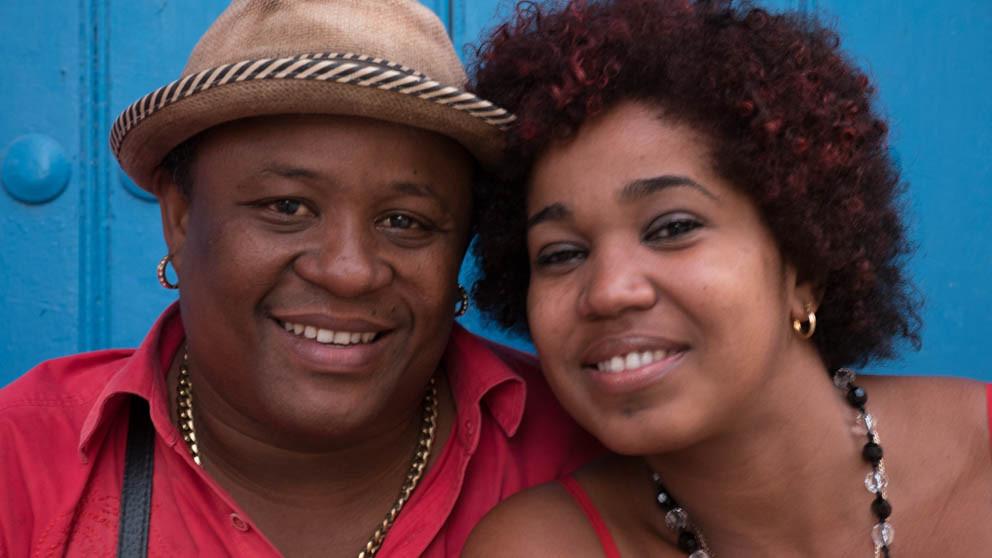 Couple, Havana