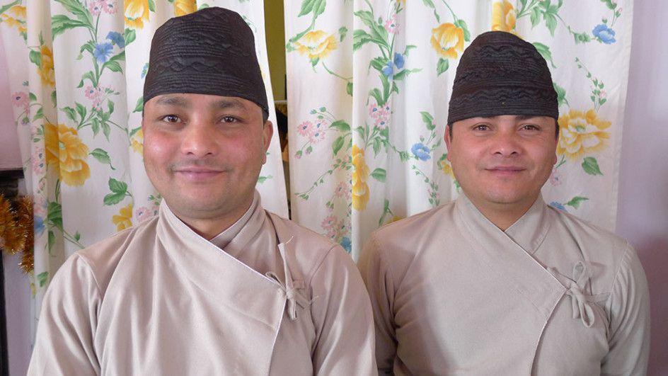 Waiters, Darjeeling