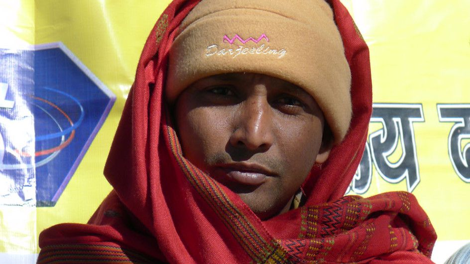 Portrait, Darjeeling