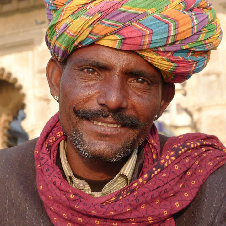 Musician, Rajasthan
