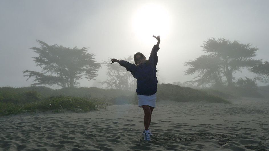 Mimi, Stinson Beach Sunrise